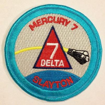 Mercury Delta-7 avec Slayton 1321_1