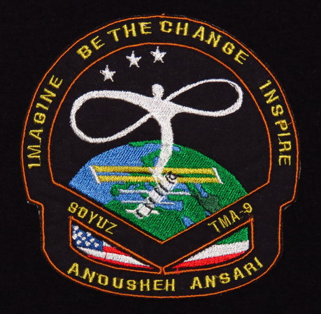 [Badges] Missions Soyouz Ansari patch