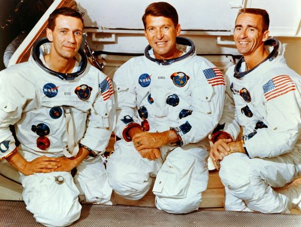 Apollo 7 Apollo-7-Crew