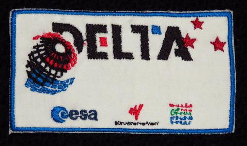 Nouveau: Badges spatiaux rares a vendre sur commande DELTA2