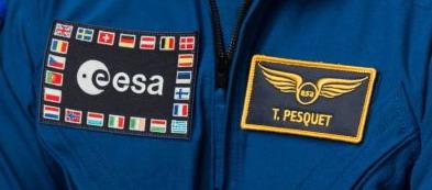 Ecussons du Corps des Astronautes Européens de l'ESA ESA%20Astrocorps%203