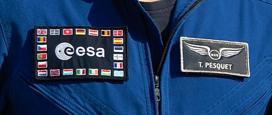 Ecussons du Corps des Astronautes Européens de l'ESA ESA%20Astrocorps%204