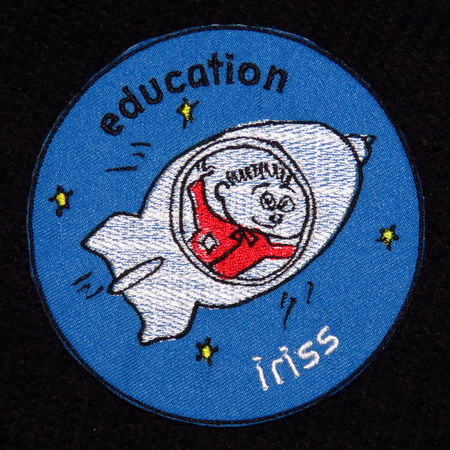 badge rare: Mission Iriss Education de 2015 Iriss%20education