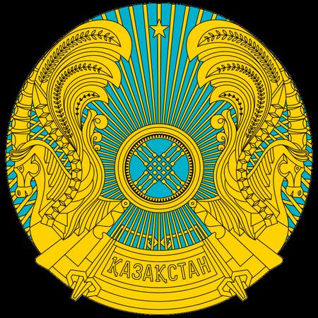 Découvrez le Kazakhstan et ses cosmonautes... Kazakhstan.%20armoiries%20Aimbetov