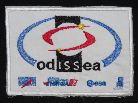 Nouveau: Badges spatiaux rares a vendre sur commande Odissea2