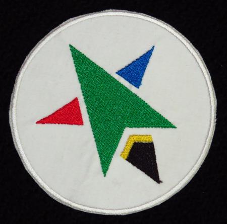 Nouveau: Badges spatiaux rares a vendre sur commande Shuttlew1
