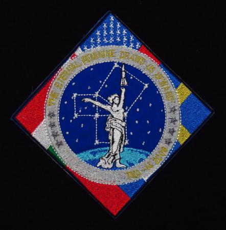 Space Adventures et ses cosmonautes touristes Simony%20TMA-14