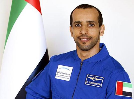 Programme spatial des Emirats Arabes Unis SoyMS15%20Hazzaa-Al-Mansoori