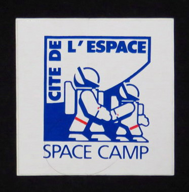 Patrick BAUDRY et son Space Camp: souvenirs et badges Space%20camp%20baudry4