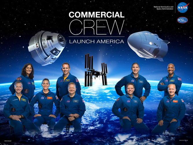 Ecusson Commercial Crew Program Commercial%20crew_sfaposter01-lg