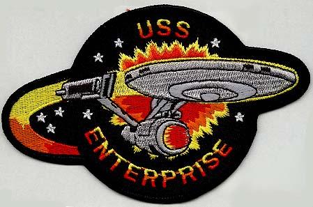 Origine du nom des navettes spatiales Enterprise