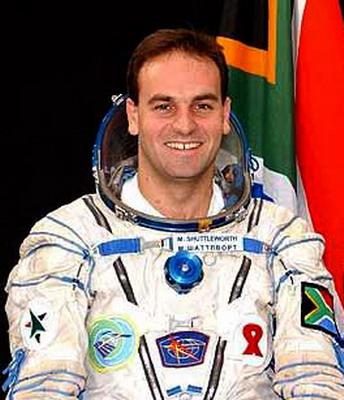 Space Adventures et ses cosmonautes touristes Mark-shuttleworth-zsrsa