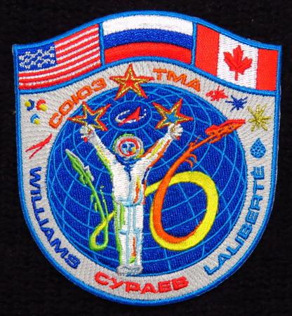 Space Adventures et ses cosmonautes touristes SoyTMA16