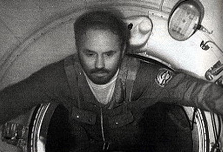 Le premier badge russe Soyuz-11_dobrovolsky